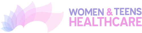 Women and Teens Miami Beach Florida Logo
