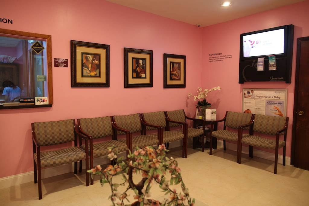 Biscayne Park Florida Women & Teens Miami Office Lobby